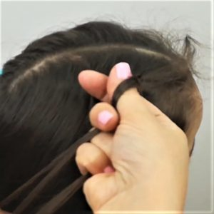 posición dedos mano derecha
