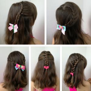 10 Peinados con trenzas para el verano 2