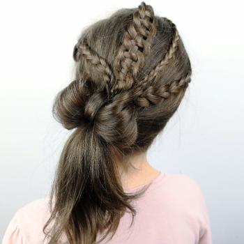 peinado bonito