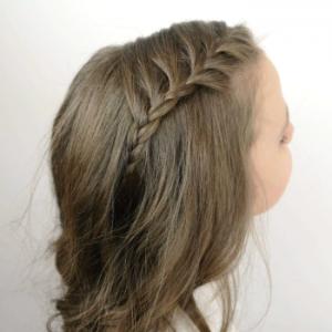 Peinado fácil 1