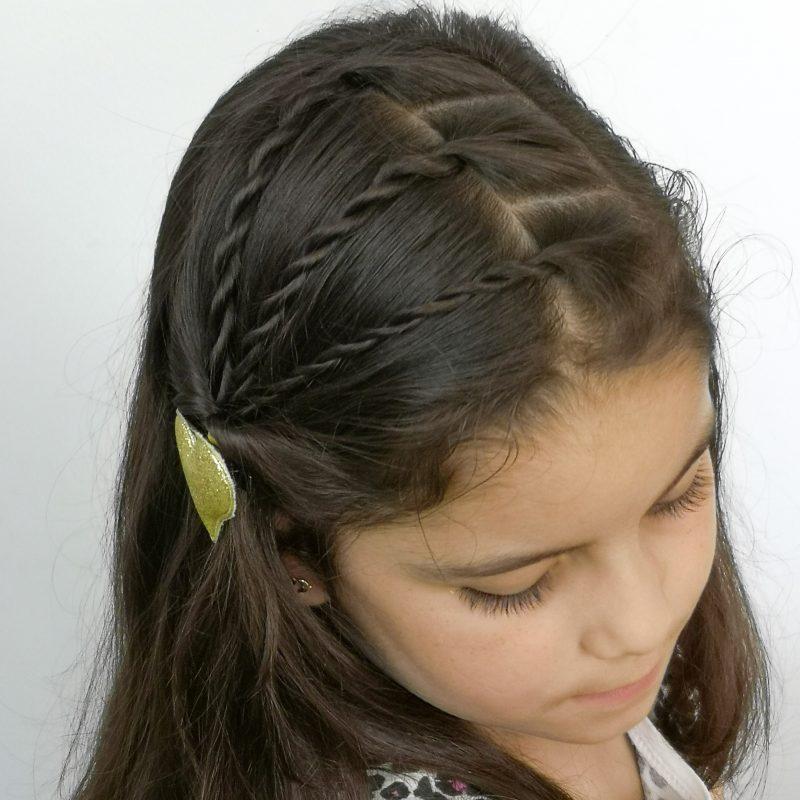 Peinado para el verano
