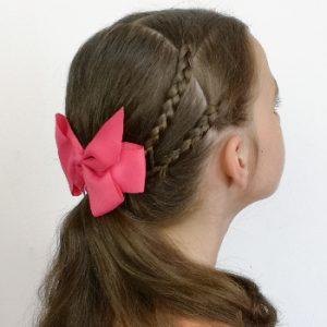 Peinados para la escuela fáciles y rápidos para niñas