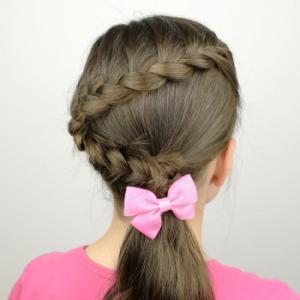Peinado fácil y rápido 5
