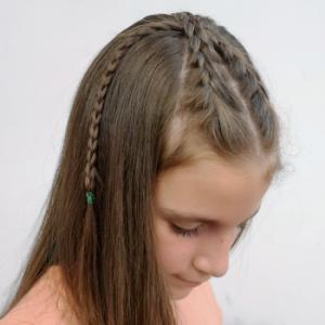 peinado súper fácil