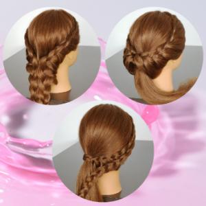 3 peinados fáciles