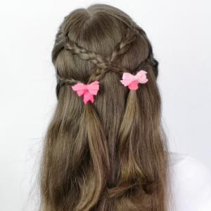 Tutoriales De Peinados Con Trenzas Para Niñas Pequeinados