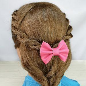Trenza de 2 cabos (peinados)