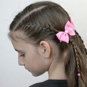 peinado sencillo y práctico