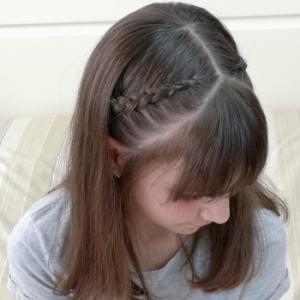 Peinado súper fácil y súper bonito