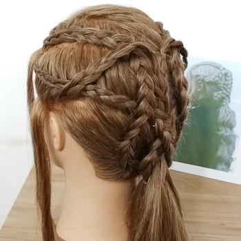 Peinado de Daenerys (peinado 3)