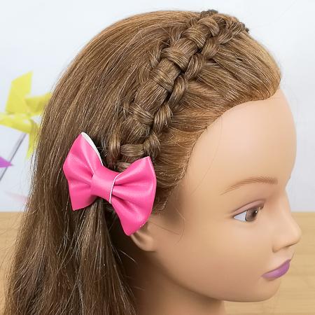Peinado con diandema pasacinta
