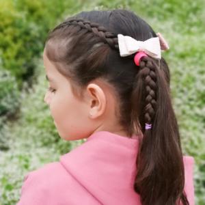 peinado sencillo para el cole