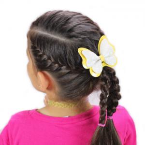 peinado de niñas en 10 minutos